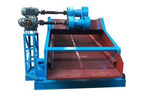 矿用直线振動篩是指物料在筛网上做直线运动,主要用于冶金、矿山、煤炭、建材、电力、化工等人人在线,尤其在冶金人人在线用途最为广泛,是高炉槽下、焦化厂、选矿厂常用的筛分设备。