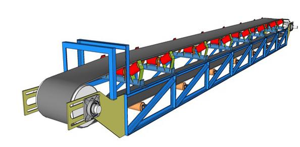 TD75皮带输送机产品优势