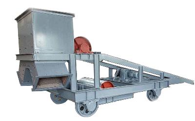 皮带机加卸料小车设计方案(仅限参考)