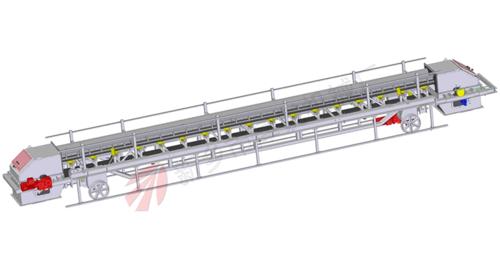 胶带输送机检修项目及工艺流程